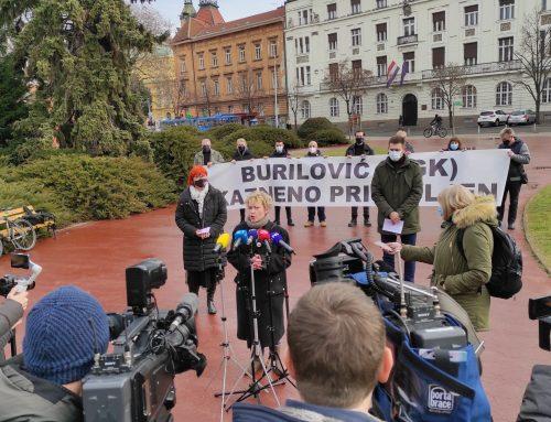 Vanđelić, Vidošević, Tušek, Burilović i Ranogajec iz istog su kadrovskog bazena
